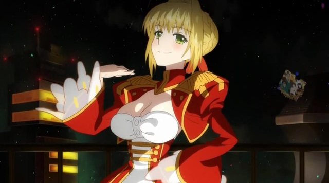 Fate/EXTRA Last Encore 第02話「死相」を見た感想は?