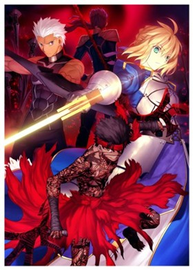 Vita『Fate/hollow ataraxia』発売日は11月27日に